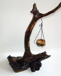 vasi gia reso driftwood